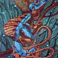 Common Basilisk by Victor Molev