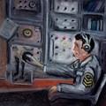 Communications Operator by Kostas Koutsoukanidis