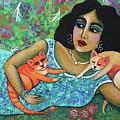 Companions 3 by Carla Golembe