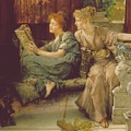 Comparison by Sir Lawrence Alma-Tadema