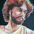 Compassionate Christ by Bryan Bustard