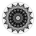 Complexical No 2374 by Alan Bennington