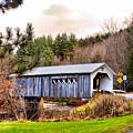 Comstock Bridge Montgomery by Deborah Benoit