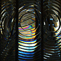 Concentric Glass Prisms by Linda Shafer