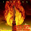 Concept Magazine Cover For The Imaginary New York Weekend Journal 5 Jan 2018 V2 by Gert J Rheeders