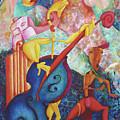 Concerto For Dingo And Tiki God by David Derr
