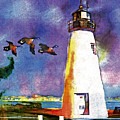 Concord Point Lighthouse by Dean Gleisberg