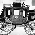 Concord Stagecoach by Photo Researchers, Inc.