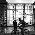 Concrete And Glass by Peteris Vaivars