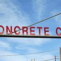 Concrete Company by Ric Bascobert
