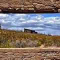 Concrete Window by Diana Powell