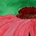 Cone Flower by Leslye Miller