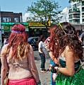 Coney Island Girls by Madeline Ellis