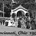 Coney Island In Cincinnati 1908 by Padre Art