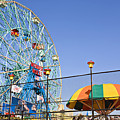 Coney Island Memories 6 by Madeline Ellis