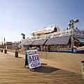 Coney Island Memories 7 by Madeline Ellis