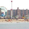 Coney Island, New York by Ryan McVay