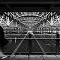 Coney Island Stillwell Ave Subway Station by Edi Chen