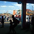 Coney Island Stroll by Randy Ford