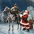 Confederate Christmas by Dan  Nance