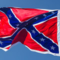 Confederate Flag 3 by Judy Smith