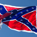 Confederate Flag 4 by Judy Smith