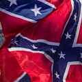 Confederate Flag 5 by Judy Smith