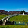 Confederate Soldier Memorial by Mountain Dreams