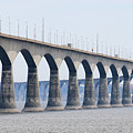 Confederation Bridge 5511 by Jack Schultz