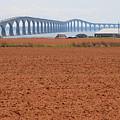 Confederation Bridge 5531 by Jack Schultz