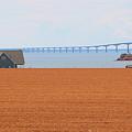 Confederation Bridge 5534 by Jack Schultz