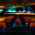 Conference Hall Luoghi Abbandonati Delle Passeggiate A Levante Sala Congressi by Enrico Pelos