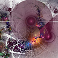 Confetti - Fractal Art by NirvanaBlues