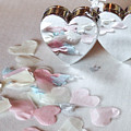 Confetti Hearts by Helen Northcott