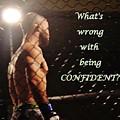 Confident by Buddy Scott