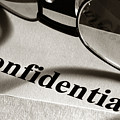 Confidential by Olivier Le Queinec