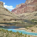 Confluence Of Colorado And Little Colorado Rivers Grand Canyon National Park by NaturesPix
