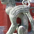 Confucius Temple Phoenix  by Carol Groenen