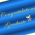 Congratulaitons Graduate by Giselle Norville