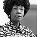 Congresswoman Shirley Chisholm by Everett