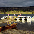 Coniston Water Boats by Darren Galpin