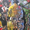 Conjure Bass Le Femme by Hasaan Kirkland