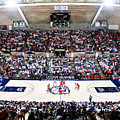 Connecticut Huskies Harry A. Gampel Pavilion by Replay Photos