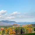 Connecticut Scenic Vista by Bill Wakeley
