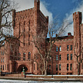 Connecticut Street Armory 3997a by Guy Whiteley