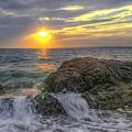 Connecticut Sunset by Scott Wood