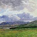 Connemara Mountains by Simon Kozhin