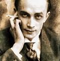 Conrad Veidt, Vintage Actor by John Springfield