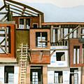 Construction 5 by Ashley Lathe