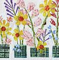 Container Garden by Janyce Boynton